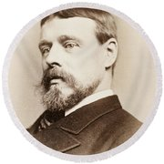 Sir Lawrence Alma-tadema (1836-1912) Round Beach Towel