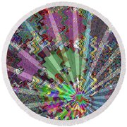 Sparkle Focus Graphic Chakra Mandala By Navinjoshi At Fineartamerica.com Fineart Posters N Pod Gifts Round Beach Towel