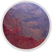 Spectacular Grand Canyon  Round Beach Towel