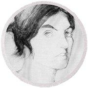 Suzanne Valadon (1865-1938) Round Beach Towel
