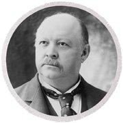 Thomas Brackett Reed (1839-1902) Round Beach Towel