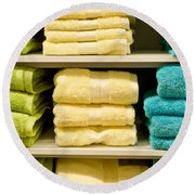 Towels Round Beach Towel