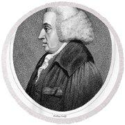 William Cullen (1710-1790) Round Beach Towel