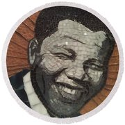 Young Nelson Round Beach Towel
