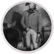 George IIi (1738-1820) Round Beach Towel