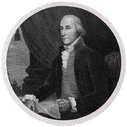George Washington (1732-1799) Round Beach Towel