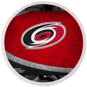 Carolina Hurricanes Round Beach Towel