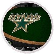 Dallas Stars Round Beach Towel