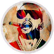 Kanye West Collection Round Beach Towel