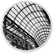 Hay's Galleria London Round Beach Towel
