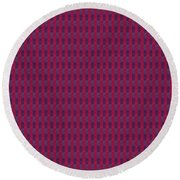 Novino Shades N Tones  Buys Any Faa Product Or Download For Self-printing  Navin Joshi Rights Manage Round Beach Towel