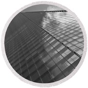 The Shard London Round Beach Towel