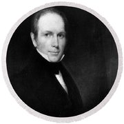 Henry Clay (1777-1852) Round Beach Towel