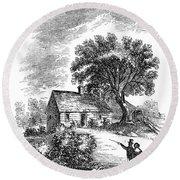 Daniel Webster (1782-1852) Round Beach Towel