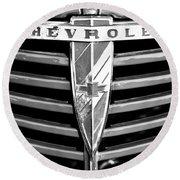 1938 Chevrolet  Round Beach Towel