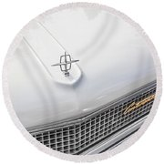 1959 Lincoln Continental Too Round Beach Towel