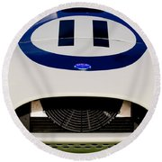 1962 Shelby Cobra 289 Grille Round Beach Towel