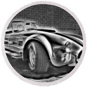 1965 Shelby Cobra - 3 Round Beach Towel