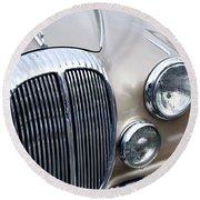 1966 Daimler Mk2 Saloon Round Beach Towel