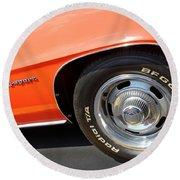 1969 Chevrolet Camaro Rs - Front Quarter Panel - 7552 Round Beach Towel
