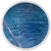 Australia - Weaving Thread Of Water Round Beach Towel