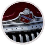 Buick 56c Super Classic Round Beach Towel
