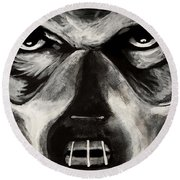 Hannibal Round Beach Towel