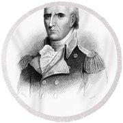 John Stark (1728-1822) Round Beach Towel