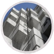 Nakagin Capsule Tower Round Beach Towel