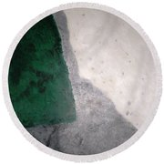 Orient Round Beach Towel