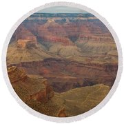 The Grandest Canyon Round Beach Towel