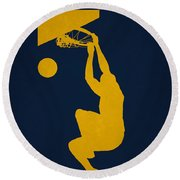 Utah Jazz Round Beach Towel