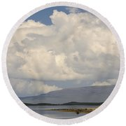 Westport Bay Round Beach Towel