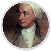 William Cowper (1731-1800) Round Beach Towel