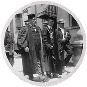 William Howard Taft (1857-1930) Round Beach Towel