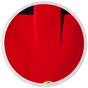 2005 Lotus Elise -0580c Round Beach Towel