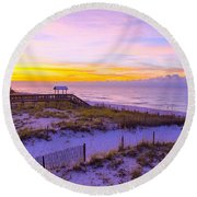 2014 09 26 01 D 0586 Round Beach Towel