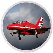 2015 Red Arrows  Round Beach Towel
