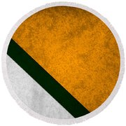 Green Bay Packers Round Beach Towel