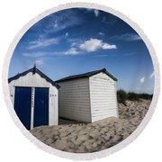 244 Edward II Round Beach Towel