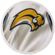 Buffalo Sabres Round Beach Towel