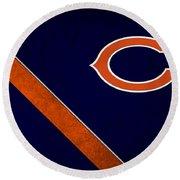 Chicago Bears Round Beach Towel