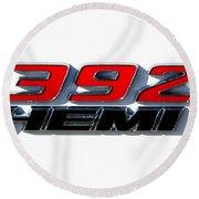 392 Hemi Round Beach Towel