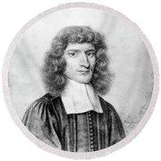 Isaac Barrow (1630-1677) Round Beach Towel