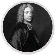 Isaac Watts (1674-1748) Round Beach Towel