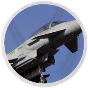 Raf Typhoon Round Beach Towel