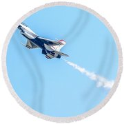Thunderbird  Round Beach Towel