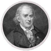 William Bartram (1739-1823) Round Beach Towel