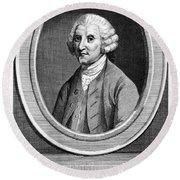 William Hunter (17178-1783) Round Beach Towel