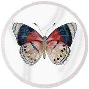 30 Perisama Vaninka Butterfly Round Beach Towel